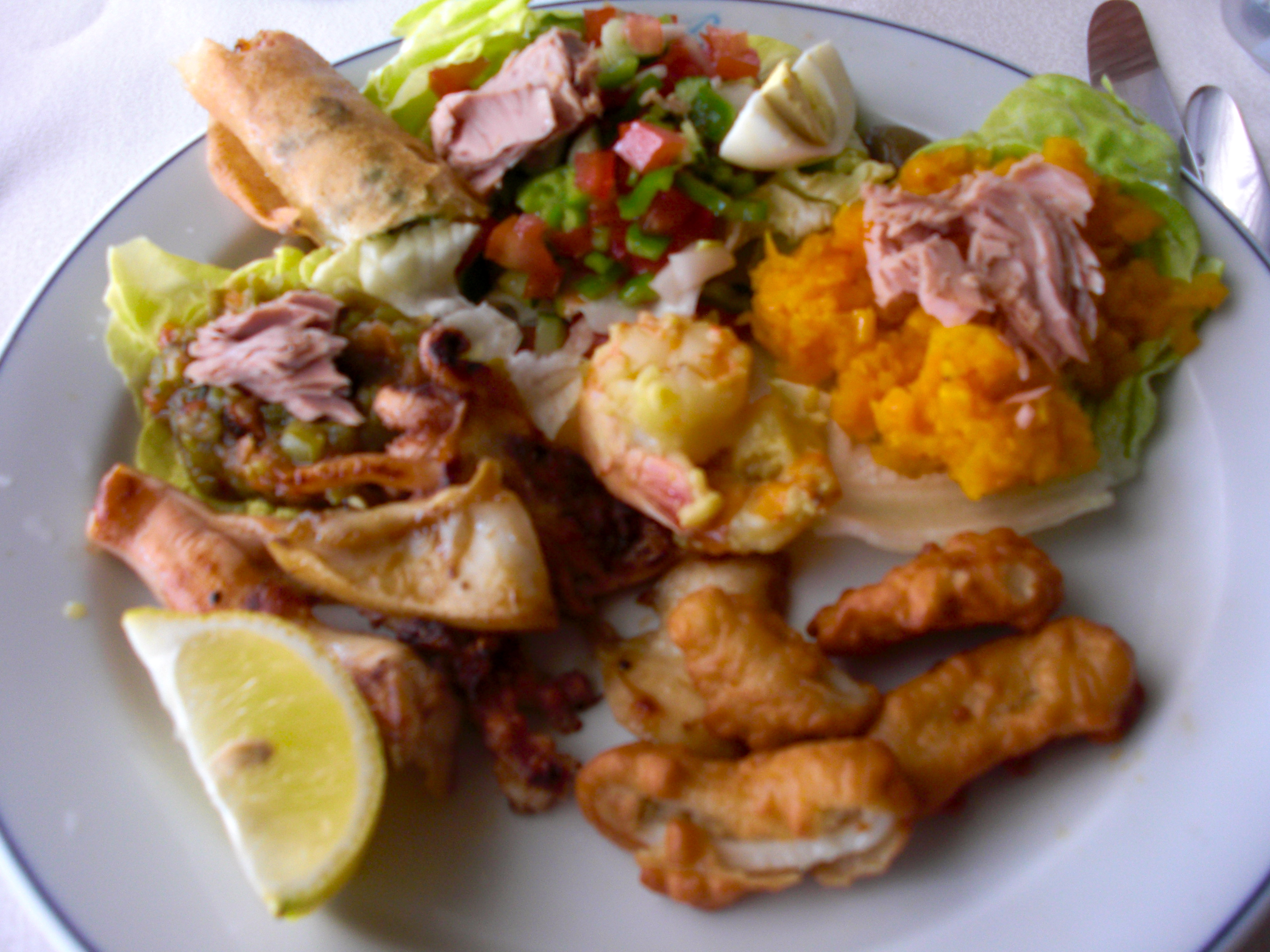 What is considered Tunisian cuisine?